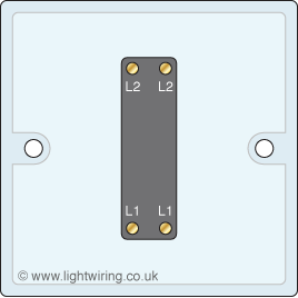 single gang intermediate light switch single gang intermediate light switch light wiring 3 gang intermediate light switch wiring diagram at soozxer.org